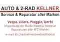 Logo: Auto & 2-Rad Kellner  Service & Reparatur aller Marken