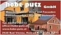 Logo: HOBE Putz GmbH