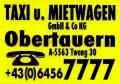 Logo: Taxi Obertauern  Taxi und Mietwagen GmbH & Co KG