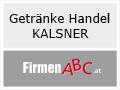 Logo: Getr�nke Handel KALSNER