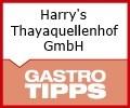 Logo Harry's Thayaquellenhof GmbH