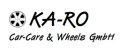 Logo: KA-RO  Car-Care & Wheels GmbH