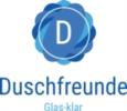 Logo: Duschfreunde Glas-Klar OG Montage & Sanierung von Duschkabinen und Sanitärtrennwänden