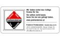 Logo: Friedrich Preitensteiner Handels GmbH  Baustoffe + Brennstoffe