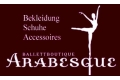 Logo Ballettboutique Arabesque