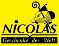 Logo: Nicolas - Geschenke der Welt