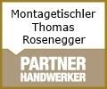 Logo Montagetischler  Thomas Rosenegger