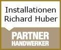 Logo Installationen  Richard Huber in 8714  Kraubath an der Mur
