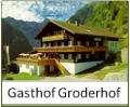 Logo Gasthof Groderhof in 9974  Prägraten am Großvenediger