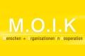 Logo: M.O.I.K. Menschen + Organisationen e.U.  Unternehmensberatung
