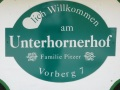 Logo: Fr�hst�ckspension  Unterhorner