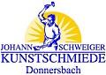 Logo Kunstschmiede + Metallbau Schweiger