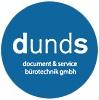 Logo d-und-s Document & Service  Bürotechnik GmbH