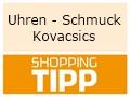 Logo Uhren Schmuck Kovacsics in 8330  Feldbach