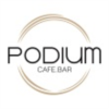 Logo: PODIUM cafe.bar