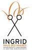 Logo Ingrid  Haus des Haares