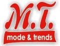 Logo: M.T. mode&trends  Michael Thür