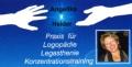 Logo Praxis für Logopädie und Legasthenie  Angelika Heider