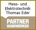 Logo Mess- und Elektrotechnik  Thomas Eder