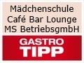 Logo Mädchenschule Café Bar Lounge MS BetriebsgmbH