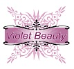 Logo Violet Beauty  Carina Schwaiger