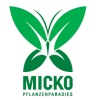 Logo Micko Pflanzenparadies