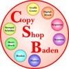 Logo CopyShop Baden  Inh. Dieter Kirnbauer