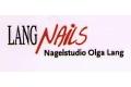 Logo Lang Nails  Nagelstudio Olga Lang