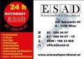 Logo ESADSI  Sicherheitstechnik & Aufsperrdienst