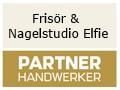 Logo: Fris�r & Nagelstudio Elfie