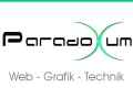Logo: Paradoxum - Web Grafik Technik
