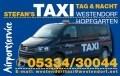 Logo: Stefan's Taxi