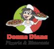 Logo FA. Renginar Ibryamova Pizzeria Donna Diana