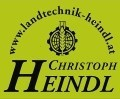 Logo: Christoph Heindl  Landtechnik GmbH