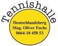 Logo Tennishalle  Mag. Oliver Fuchs