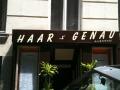 Logo Haar - Genau