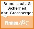 Logo: Brandschutz & Sicherheit  Karl Grassberger