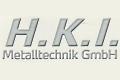 Logo: H.K.I. Metalltechnik GmbH