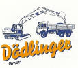Logo: Dödlinger Erdbau GmbH