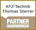 Logo KFZ-Technik  Thomas Sterrer
