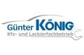 Logo: G�nter K�nig  Kfz- und Lackierfachbetrieb