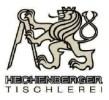 Logo: Tischlerei Josef Hechenberger  3D Planungen
