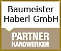 Logo Baumeister Haberl GmbH