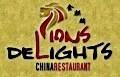 Logo: China Restaurant  Goldener Löwe