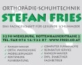 Logo Orthopädie - Schuhtechnik  Stefan Fries