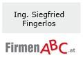 Logo: Ing. Siegfried Fingerlos