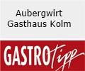 Logo Aubergwirt  Gasthaus Kolm in 3913  Engelbrechts