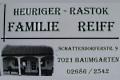 Logo Heuriger Reiff