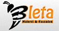 Logo: Bleta Malerei & Fassaden GmbH
