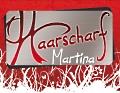 Logo Haarscharf Martina